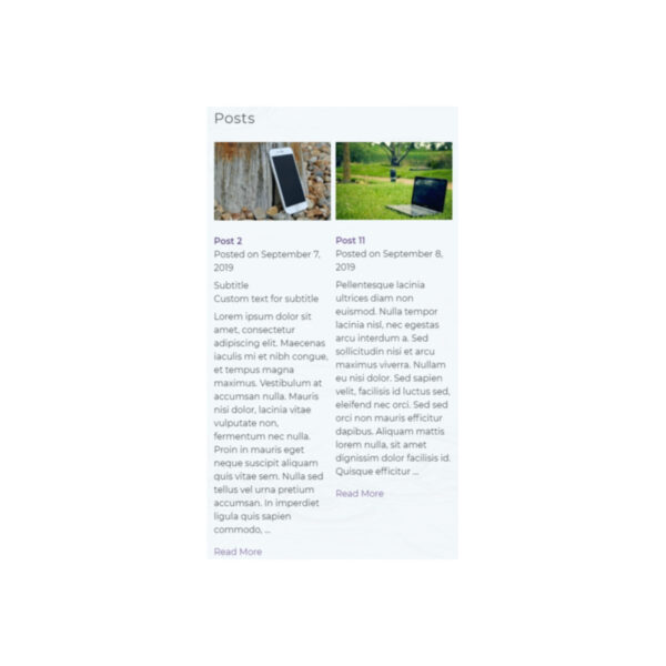 DFU Post widget - by posts with custom field